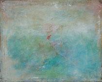 PASIÓN CON MATICES EN ROJO   73 x 92 cm  - vendido / sold -