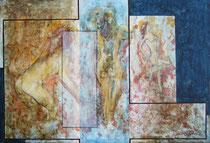 DÓNDE ESTÁ EL AMOR                          89 x 146 cm