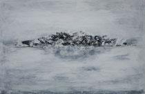 solitude - la soledad  97 x 146 cm