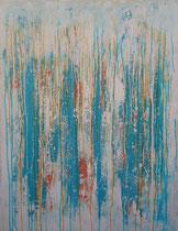 LÁGRIMAS DE ALEGRÍA                           116 x 89 cm