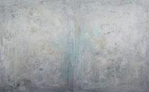 FIFTY SHADES OF GREY       díptico 162 x 100 cm     - vendido / sold -