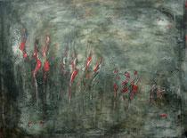 DIE LEICHTIGKEIT                           97 x 130 cm            - vendido/sold