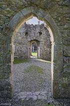 Portumna Abbey, Irland