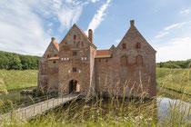 Wasserschloss Spottrup, Dänemark