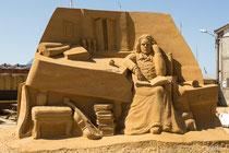 Hundested, Sandskulturen