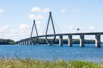 Farø Broerne, Brücke zur Insel Mön