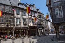 Dinan, Bretagne