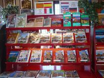 De nombreux ouvrages sur le Pays Cathare en français et en langues étrangères