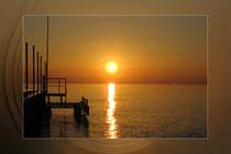 Sonnenuntergang am Hotelstrand 3