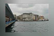 Blick von der Galata Brücke