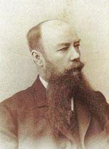 Bruno Ernst August von Unwerth 1852-1905 Fabrikbesitzer, Wolf's Vater