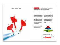 + Imagebroschüre: Vorstellung der drei Leistungsmodule