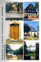 Vorkonzept zur örtlichen Entwicklung der Gemeinde Deutschneudorf