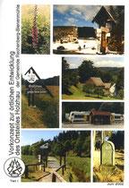 Vorkonzept zur örtlichen Entwicklung des Ortsteiles Holzhau der Gemeinde Rechenberg-Bienenmühle
