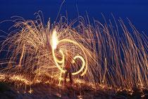 Feuerzauber am Kulturufer