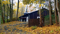 Friedenskirche im Herbst 2010