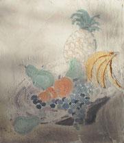 Acryl auf Leinwand     70 x 60 cm     1998