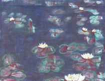 Acryl auf Papier     70 x 50 cm     2005