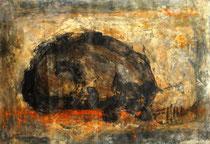 Acryl auf Papier     100 x 70 cm     1998