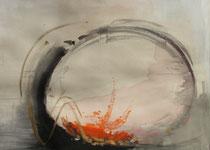 Acryl auf Leinwand     100 x 150 cm     1990