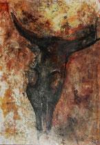 Acryl auf Papier     100 x 70 cm     1996