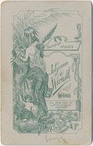 Bedruckte Rückseite von Inv.-Nr. vuVIS-00269