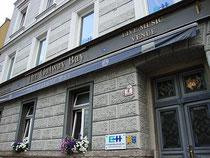 Irish Pub THE GALWAY BAY in Innsbruck, Innere Stadt, Kaiserjägerstraße 4. Digitalphoto; © Johann G. Mairhofer 2012.  Inv.-Nr. 1DSC03843