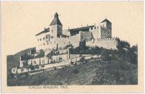 KEHLBURG in Gais bei Bruneck. Lichtdruck 9x14cm; Jul(ius). Manias & Cie., Strassburg/Elsass um 1920. Inv.-Nr. vu914ld00087