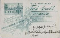 Bedruckte und handsignierte Rückseite von Inv.-Nr. vuCAB-00045