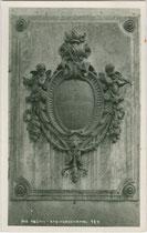 Denkmal für den Geigenbauer Jakob Stainer (1619-1683) in Absam. Gelatinesilberabzug 9 x 14 cm; Impressum: A(lfred). Stockhammer, Hall in Tirol um 1920.  Inv.-Nr. vu914gs00751