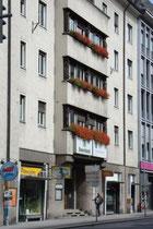 Gebäude von Tiroler Bauernbund und Landwirtschaftskammer in Innsbruck, Brixner Straße 1. Digitalphoto; © Johann G. Mairhofer 2012.  Inv.-Nr. 1DSC04408
