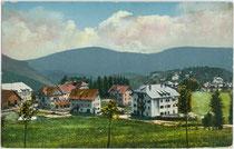 Oberbozen, Gemeinde Ritten, ehem. Bezirk Bozen (heute Bezirksgemeinschaft Salten-Schlern). Photochromdruck 9 x 14 cm; Impressum: Gerstenberger & Müller, Bozen 1911-12.  Inv.-Nr. vu914pcd00292