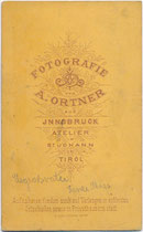 Bedruckte Rückseite von Inv.-Nr. vuVIS-00264