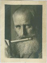 Schwegelpfeifer möglicherweise einer Tiroler Schützenmusik. Lichtdruck 10 x 15 cm ohne Impressum um 1920.  Inv.-Nr. vu105hg00001