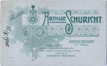 Rückseitenaufdruck von Inv.-Nr. vuVIS-00045