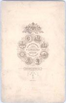 Bedruckte Rückseite von Inv.-Nr. vuCAB-00049