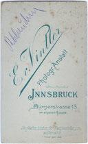 Bedruckte Rückseite von Inv.-Nr. vuVIS-00073