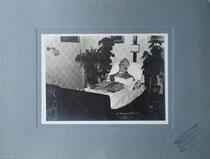 Dr.theol. et Dr.phil. Josef Altenweisel, Fürstbischof von Brixen, gest. am 25. Juni 1912 in Matrei a.Br. Impressum: A(nton). Straka, Matrei a.Br.  Gelatinesilberabzug 12,8 x 17,9 cm auf Untersatzsatzkarton 22,5 x 29,8 cm. Inv.-Nr. vuDINA4-ka00003aob