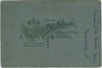 Rückseite von Inv.-Nr.  vuCAB-00364
