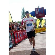 © Karl Hartinger (VMH), in den VN vom 05.10.2007 (3-Länder-Marathon 2004)