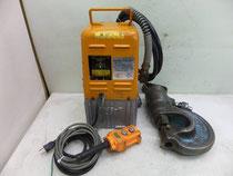 泉精器 油圧式ポンプ R14E-F   油圧式アングルパンチャ