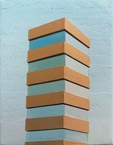 Solitär   2012, 30 x 24 cm