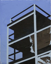 Konstruktion   2010, 30 x 24 cm