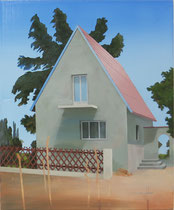 Bausparen   2016, 60 x 50 cm