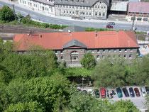 Bahnhofsgebäude in Rübeland, 2003