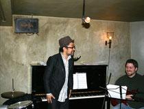 2/1/11 Senri Oe and Rudy Simah