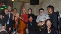 10/25/10 Musicians at Seiji Harakawa Farewell Gig