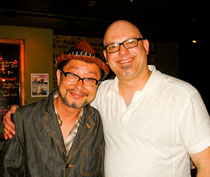 5/17/11 Senri Oe and Steve Millhouse