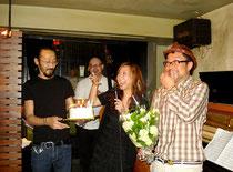 5/17/11 Senri Oe, Steve Millhouse and Tomi Jazz Owners