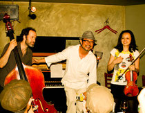 6/28/11 Senri Oe and Friends